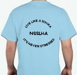 NSSLHA shirt (back)