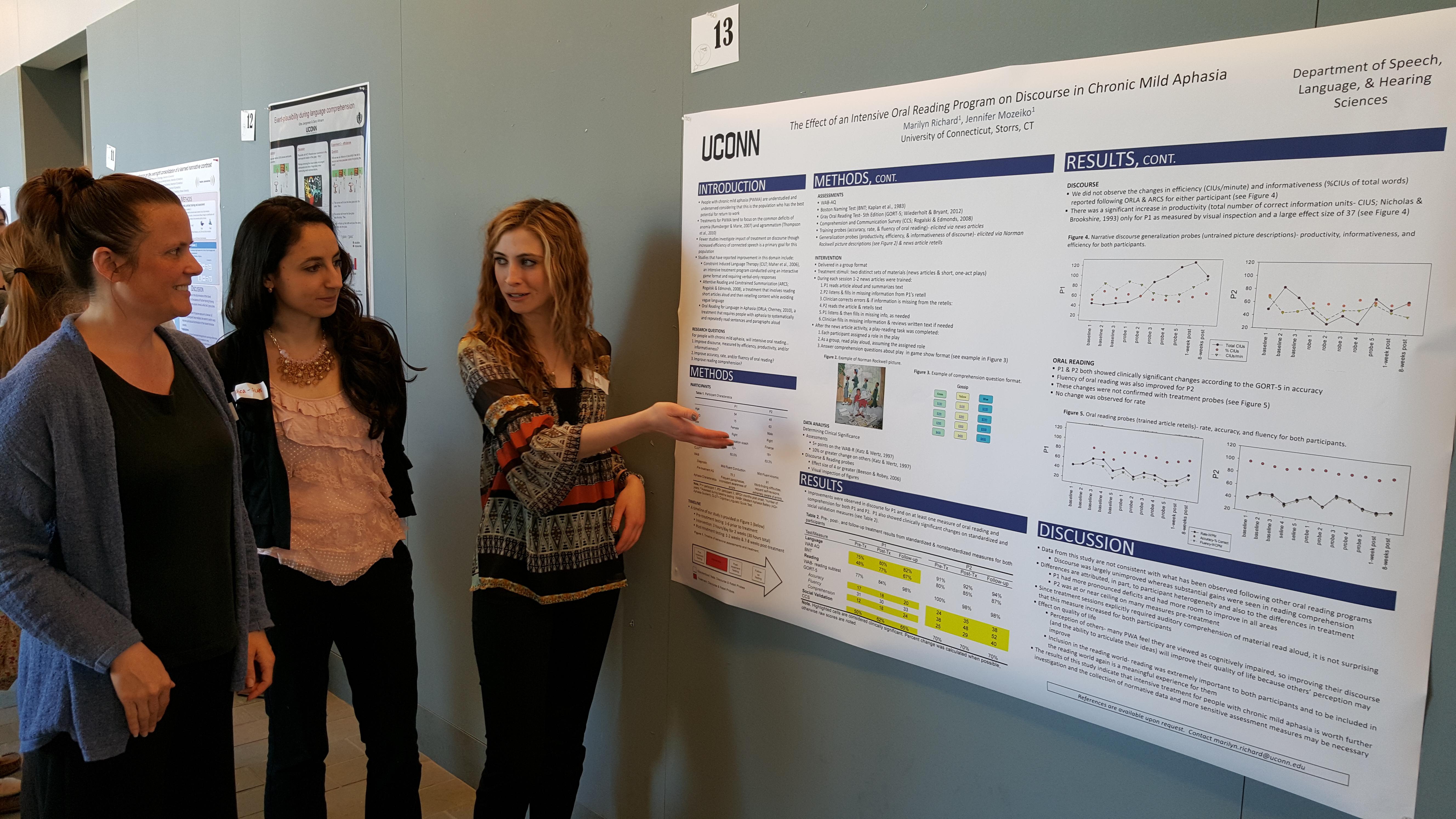 thesis workshop uconn